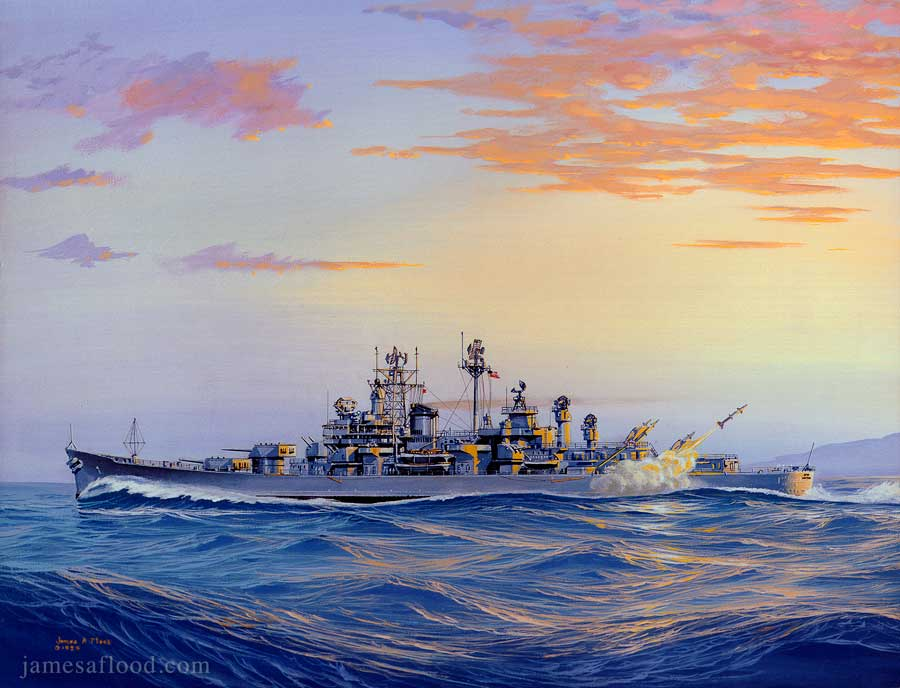 USS Boston CAG 1