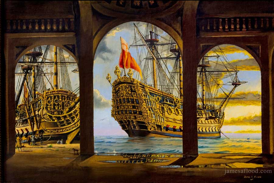 Tryptic, the HMS Prince